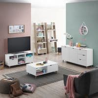 Pulford Sideboard with 2 Doors & 3 Drawers